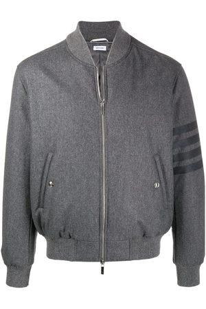Thom Browne Wool-blend bomber jacket
