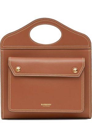 Burberry Senhora Malas - Mini topstitch detail Pocket bag