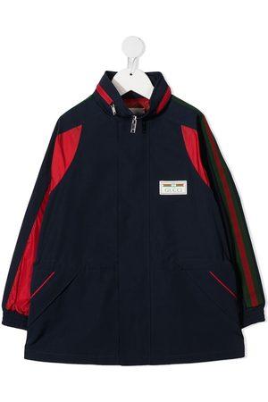 Gucci Logo patch jacket
