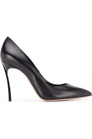 Casadei Senhora Plataformas - Pointed toe pumps