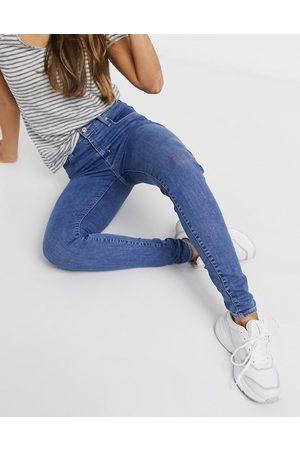 Levi's Levi's mile high super skinny jeans in blue