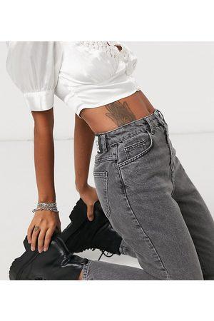 Reclaimed Vintage The '89 slim tapered leg jean in vintage grey wash