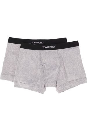 TOM FORD Logo waistband briefs