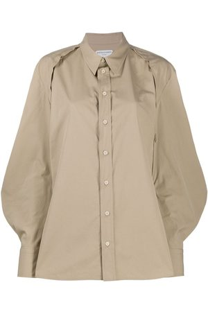 Bottega Veneta Puff sleeve blouse