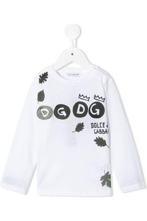 Dolce & Gabbana Logo-print T-shirt