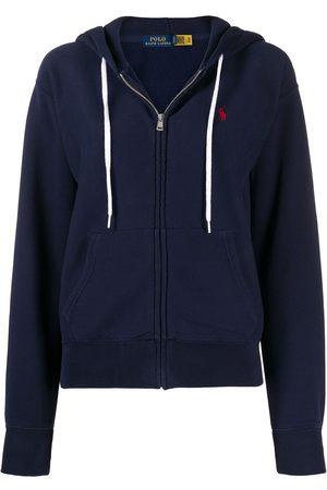 Polo Ralph Lauren Zip-up cotton hoodie