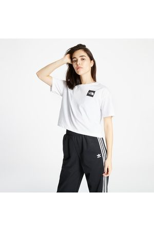 The North Face Cropped Fine Tee Tnf