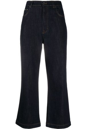 Dolce & Gabbana Cropped flared jeans