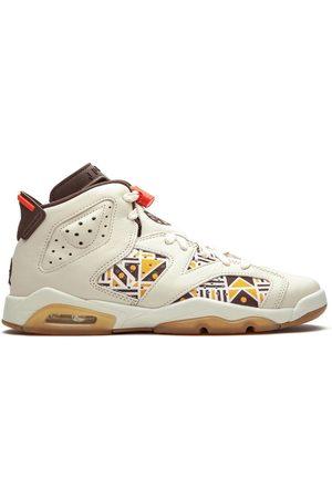 """Nike TEEN Air Jordan 6 GS """"Quai 54"""" mid-top sneakers"""