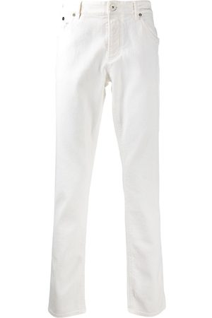 Brunello Cucinelli Homem Retos - Straight-leg jeans