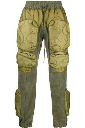 READYMADE Padded cargo trousers