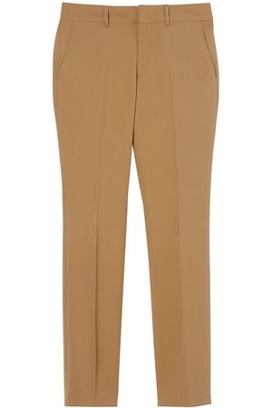 Burberry Twill tailored trousers