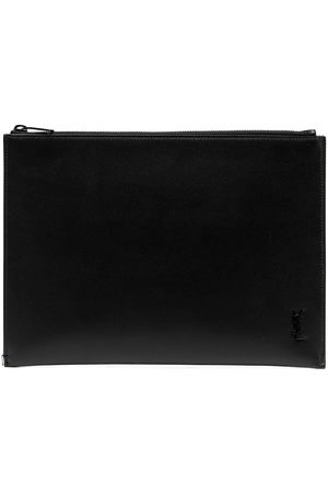Saint Laurent Tiny Monogram tablet holder 21cmx29cm