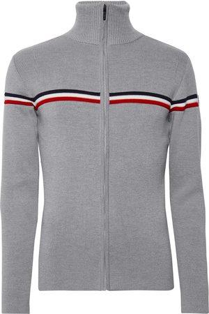 Fusalp Homem Fatos de Esqui - Wengen II Slim-Fit Merino Wool Zip-Up Mid Layer