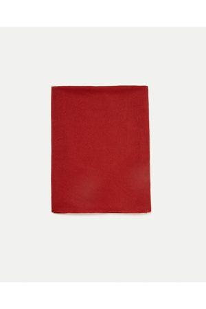 Senhora Cachecóis & Echarpes - Zara CACHECOL LISO SUPER SOFT - Disponível em mais cores