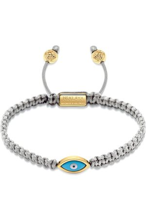 Nialaya Senhora Pulseiras - Evil eye braided bracelet