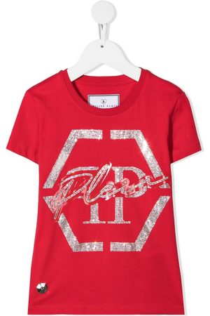 Philipp Plein Hexagon short sleeved T-shirt