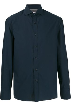 Brunello Cucinelli Long-sleeve fitted shirt