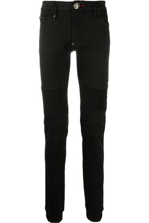 Philipp Plein Slim fit jogging jeans