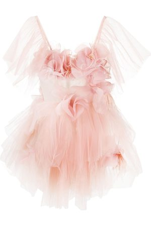 LOULOU Tulle party dress