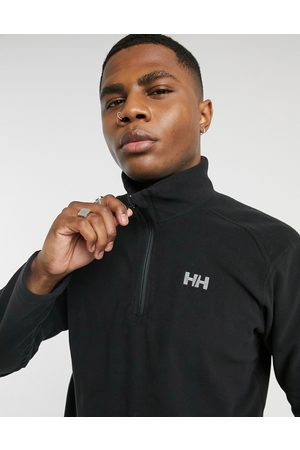 Helly Hansen Homem Polares - Daybreaker 1/4 zip fleece in black