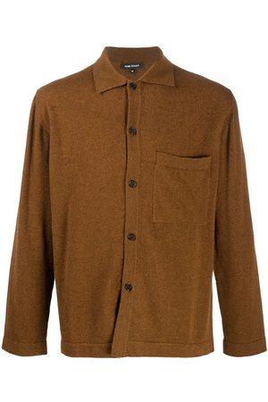 Evan Kinori Button up sweat shirt