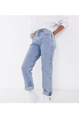 Tommy Hilfiger Ultra high rise straight in light wash-Blue