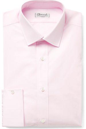 Charvet Cotton-Poplin Shirt