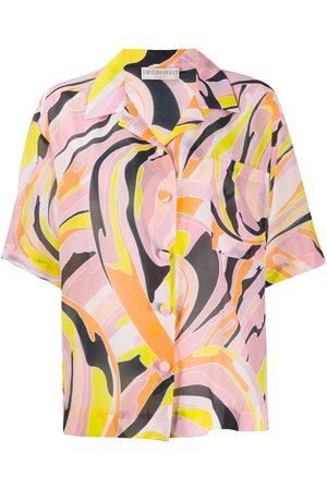 Emilio Pucci Vetrate print shirt