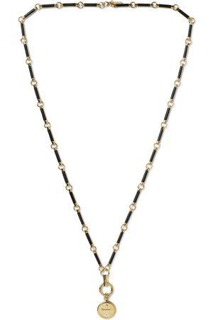 Foundrae Homem Colares - Dream 18-Karat , Diamond and Onyx Necklace