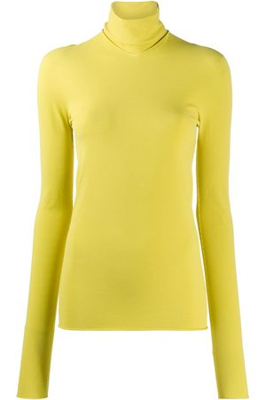 Bottega Veneta Roll neck long-sleeved top