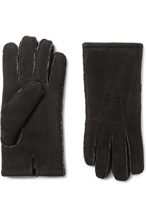 Dents York Shearling Gloves