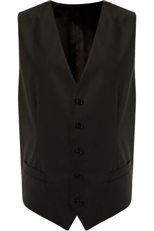 Dolce & Gabbana Button-down gilet