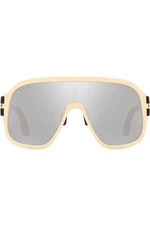 Gucci Eyewear GG0663S mask-frame sunglasses