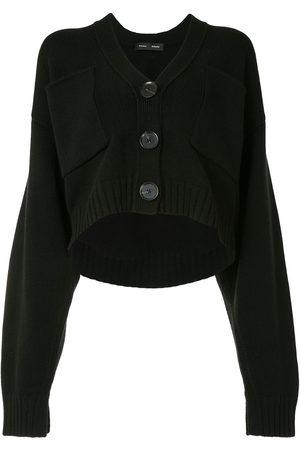 Proenza Schouler Cropped V-neck cardigan