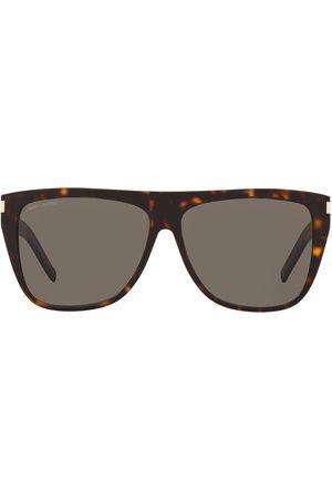 Saint Laurent SL 1 Slim square-frame sunglasses