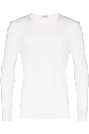 Zimmerli Crew-neck long-sleeve T-shirt