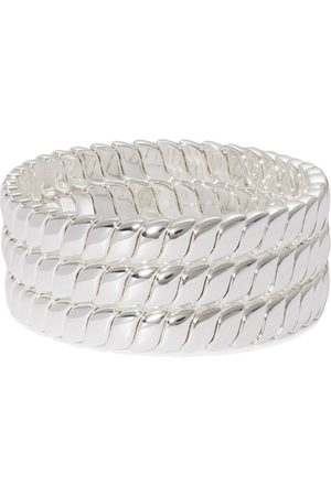Roxanne Assoulin Senhora Pulseiras - Set of three Smooth Moves bracelets