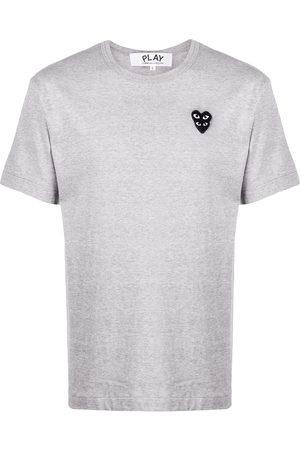 Comme des Garçons Logo-patch t-shirt