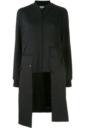Comme des Garçons Senhora Casacos - Deconstructed zip-up coat