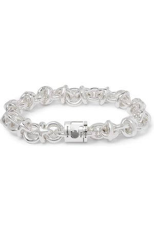 Le Gramme Homem Pulseiras - Le 87 Sterling Chain Bracelet