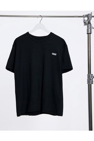 ASOS 4505 Yoga t-shirt in soft touch jersey-Black