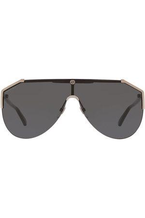Gucci GG0584S shield frame sunglasses