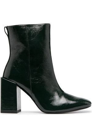 Ami Heeled ankle boots