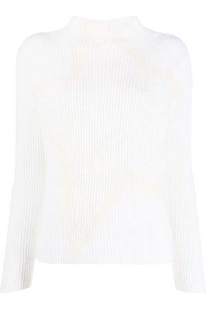LORENA ANTONIAZZI Wool turtleneck jumper