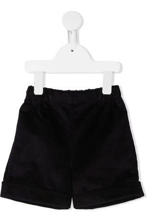 SIOLA Corduroy straight leg shorts