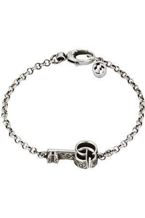 Gucci Double G key bracelet