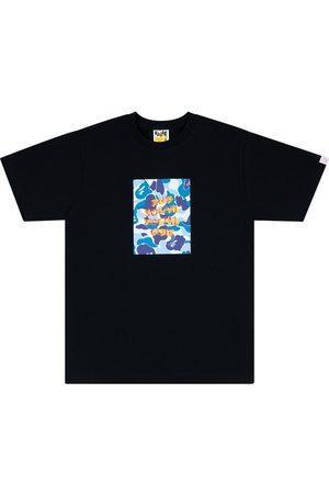A BATHING APE® X Anti Social Social Club camouflage-box T-shirt