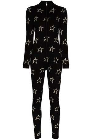 Perfect Moment Star-print ski suit
