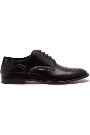 Dolce & Gabbana Polished Derby brogues